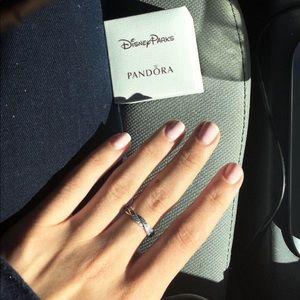 PANDORA Disney parks infinity ring